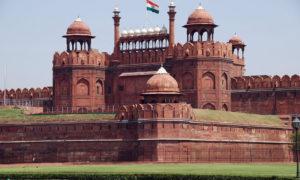 Chorten Delhi Red Fort