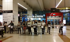 Chorten Delhi Airport aeroporto - md