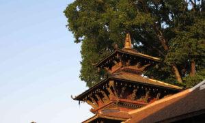 Chorten Nepal Kathmandu DS md