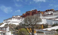 Chorten Lhasa Potala 1 - md