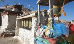 Chorten Tibete Mansarovar 5 md