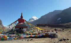 Chorten Kailash 1 estupa - md