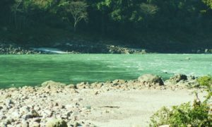 Chorten Rishikesh Ganga