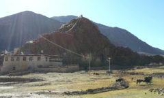 Chorten Tibete Sakya 739 md