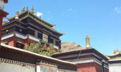 Chorten Tibete Shigatse 656 md