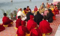 Chorten Rishikesh Aarti