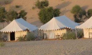 Bikaner camp