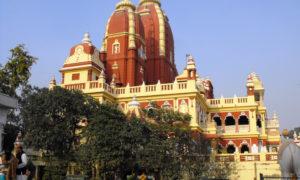 Chorten India Delhi Lakshmi Narayan