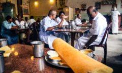 Chorten India Pondicherry food