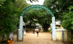 Chorten Tiruvanamalai Ashram