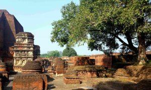 Chorten Rajgir Nalanda p md2