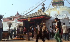 Chorten Nepal Kathmandu Boudha p md horiz