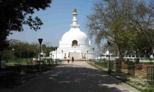 Chorten Vaishali Shanti Stupa md