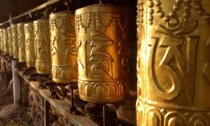 Chorten India Dharamsala wheels g md